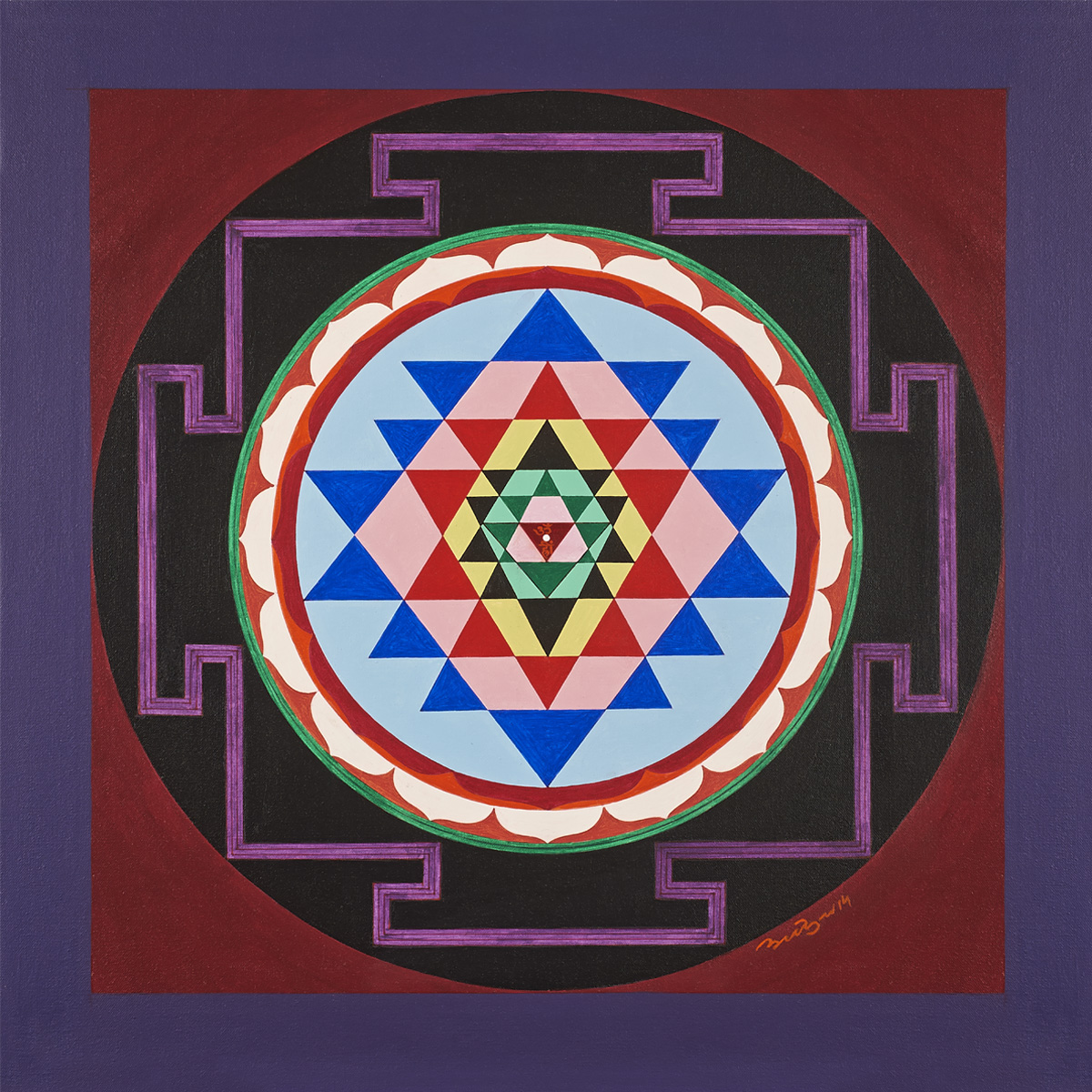 Shree Yantra 2